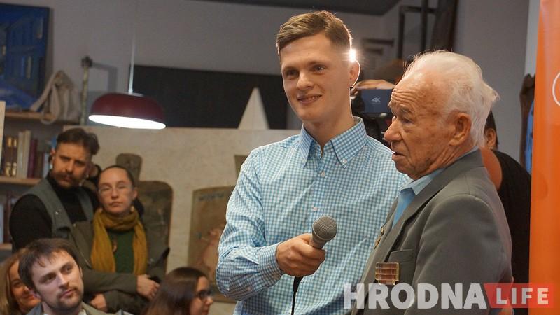 журналист Руслан Кулевич презентация