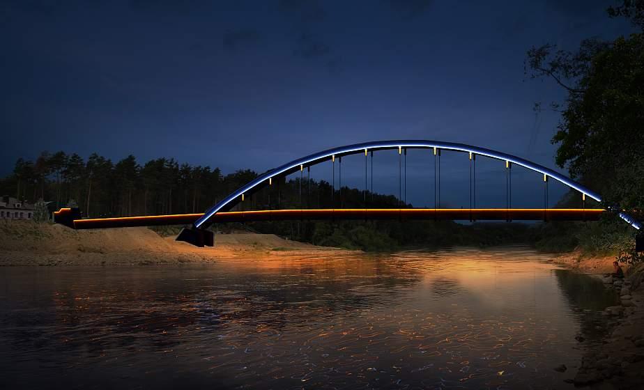 мост привал