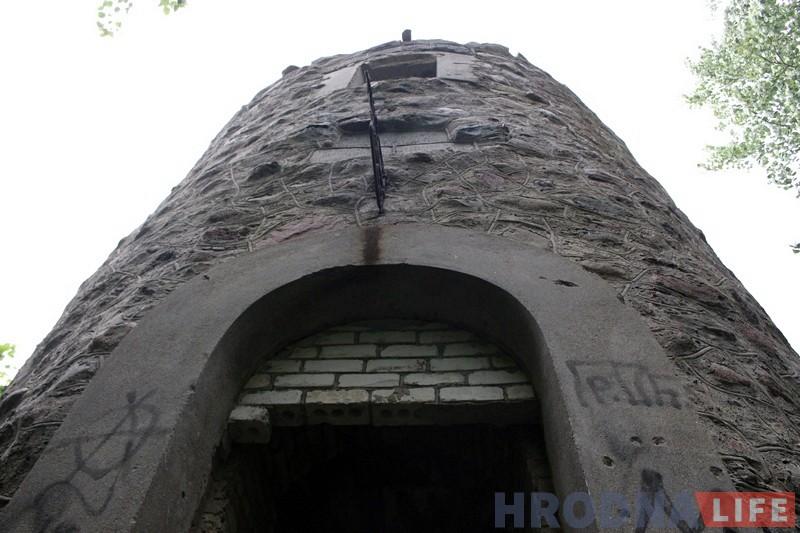 Старую воданапорную вежу ў Румлёва рэканструююць. Што там будзе?