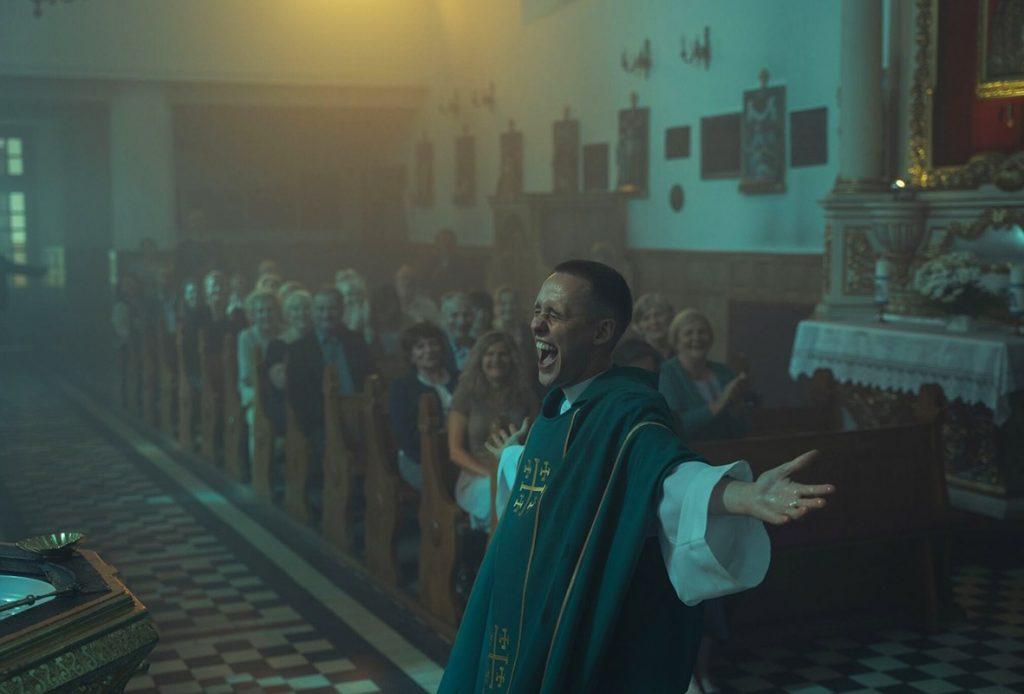 «Цела Божае»: польскі кандыдат на Оскара, які вяртае касцёлу чалавечае аблічча