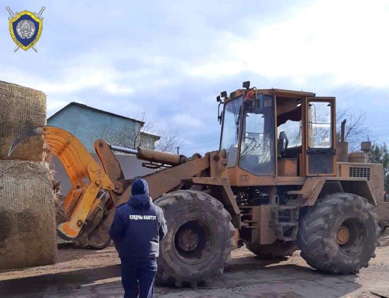 У Мастоўскім раёне жанчыну пераехаў трактар. Насмерць