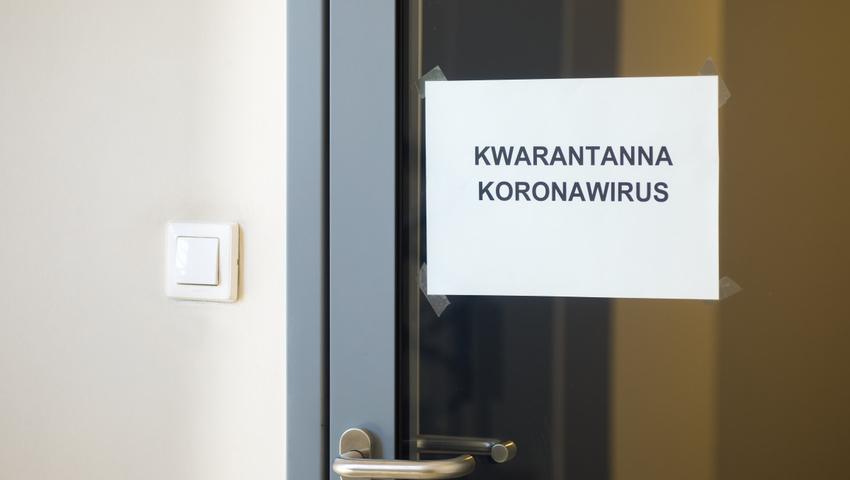 Белорус ехал из Германии и попал на карантин в Польше: вот как это выглядит