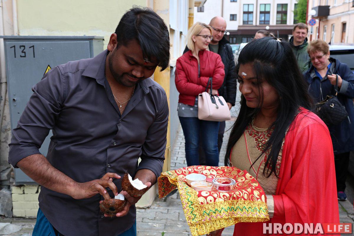 В Гродно открылся ресторан индийской кухни. Пока работает только доставка