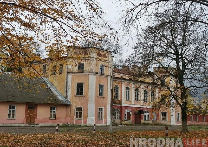 В Гродно продали бывший дворец Четвертинских. Кто покупатель и что там будет?