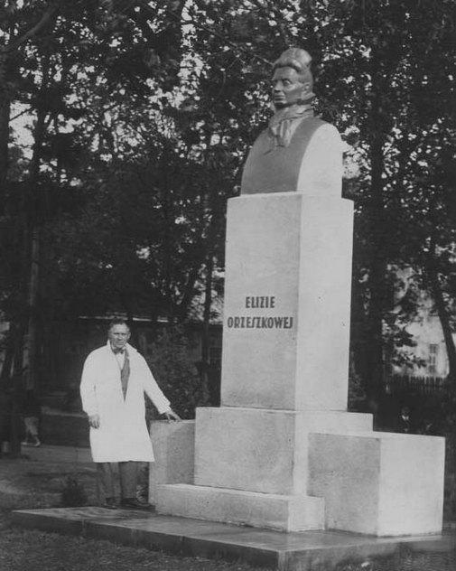 110 лет назад Гродно прощался с Элизой Ожешко: как это было и как появился памятник писательнице
