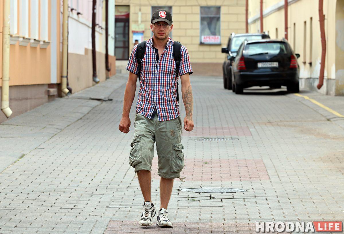 блогер Денис Рудевич