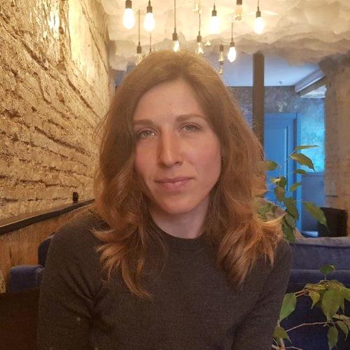 Нина Павловская