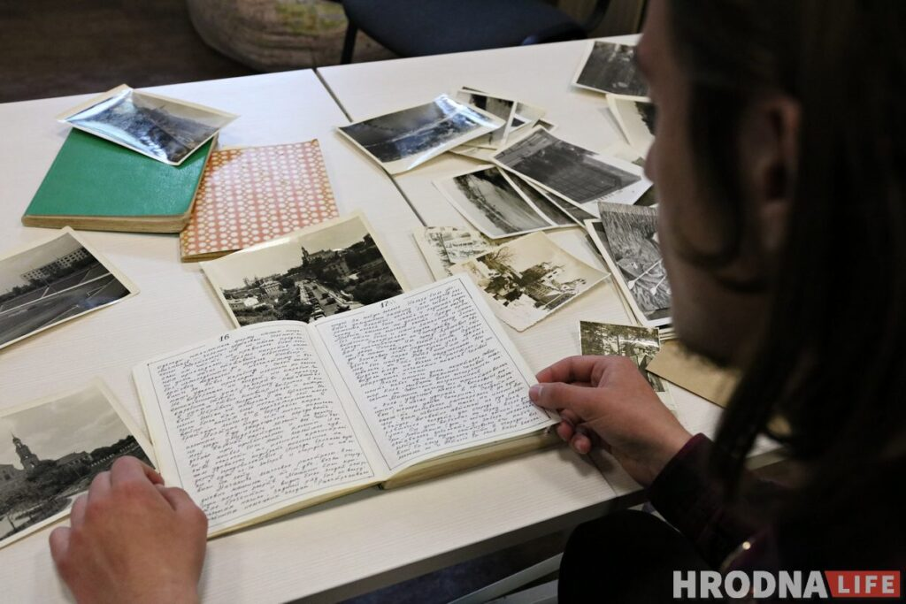 Гродзенец прачытаў дзённікі дзеда: цяпер робіць фотапараўнанні горада 1970-х і сёння