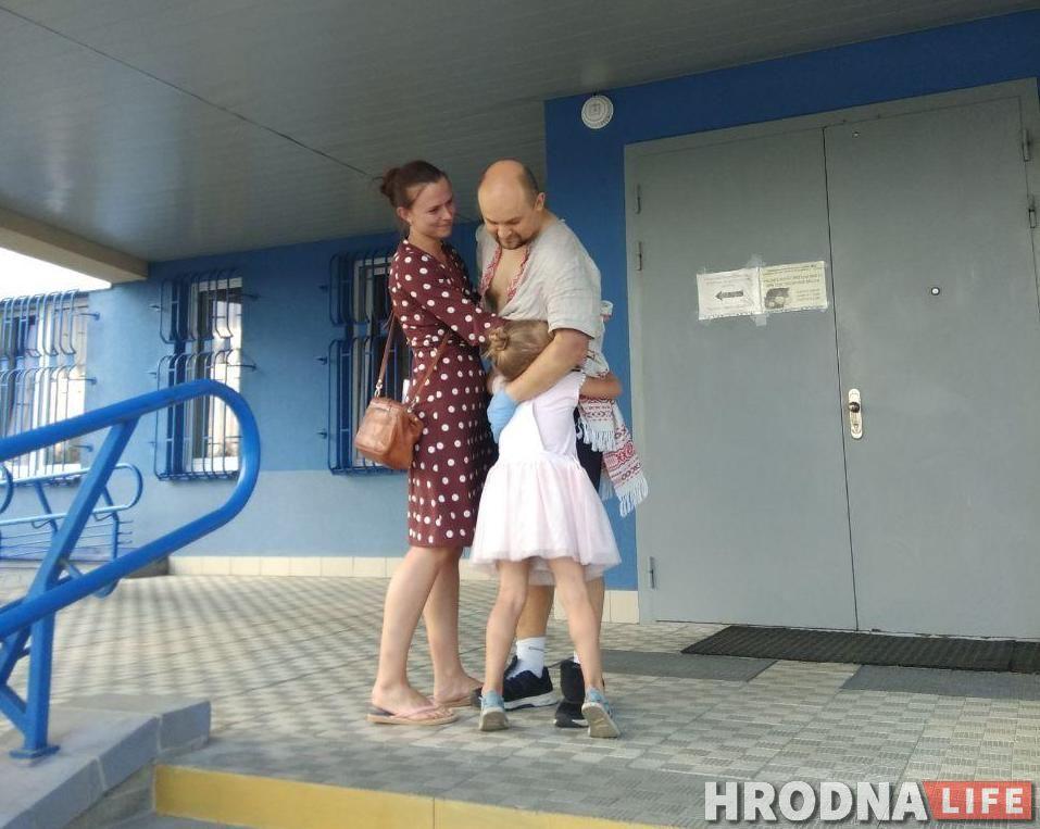 Схватили, избили, посадили. Танго-диджея из России обвиняли в финансировании протестов в Гродно