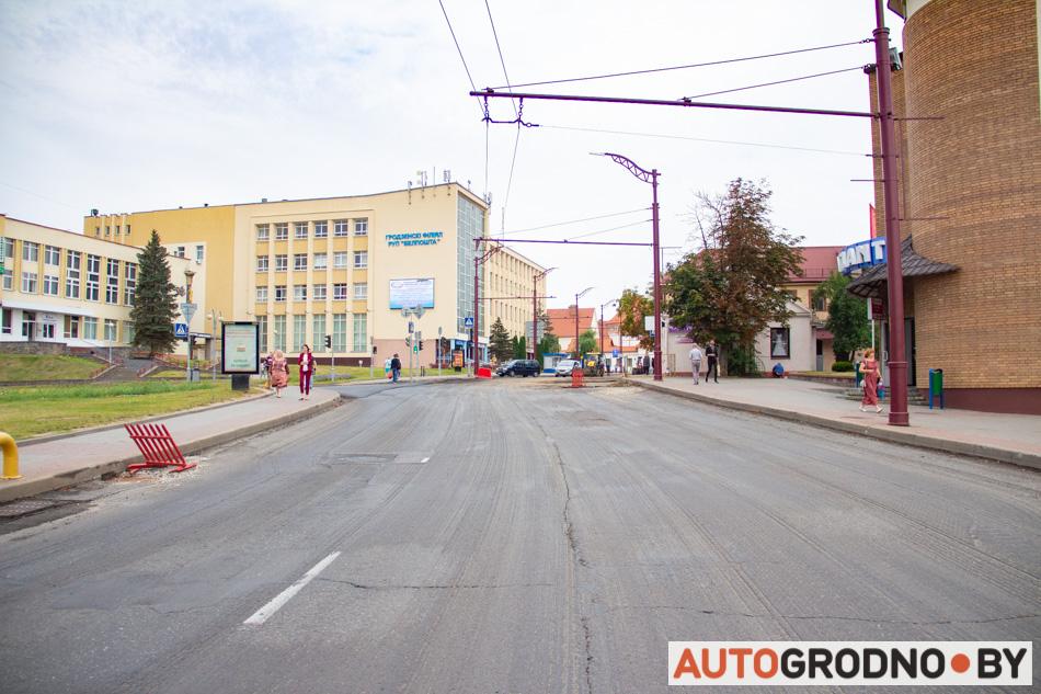 Центр Гродно парализован - 26 августа 2020 - АвтоГродно