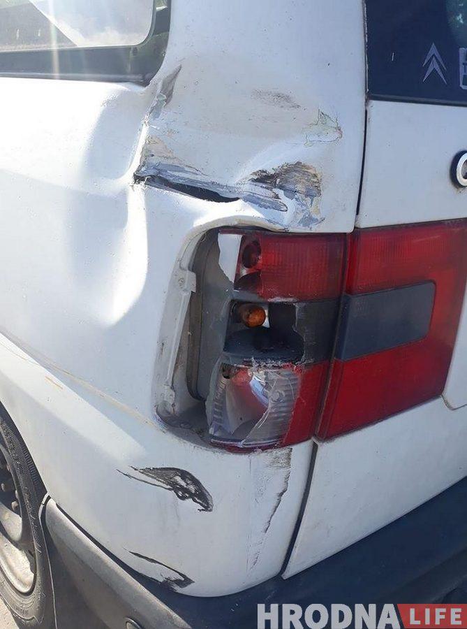 Гродненец во время протестов попал в аварию с участием автозака. Ему грозит до двух лет лишения прав за аварийную ситуацию