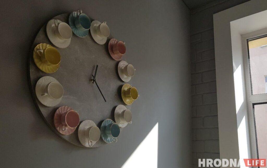 Бывшая стюардесса открыла в Гродно кофейню «Чашки&ложки»