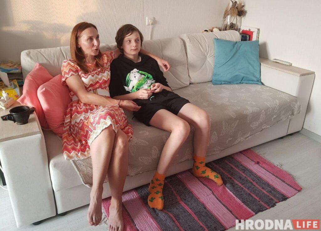 Ольга и Миша Величко