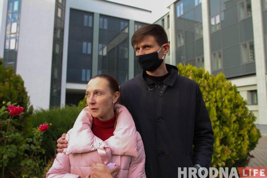 """""""Было более-менее приемлемо, меня никто не бил"""". Как в Гродно задержали и судили директорку детского хосписа"""