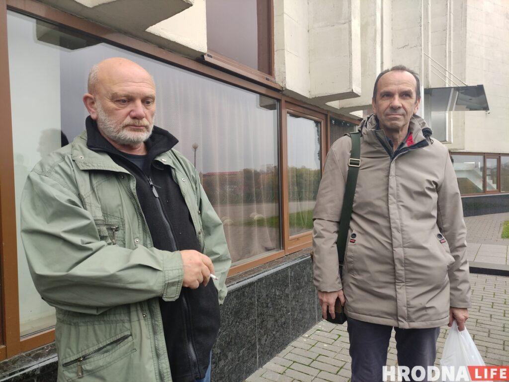 Двоих режиссеров гродненского драмтеатра уволили по статье. Ранее они объявили забастовку