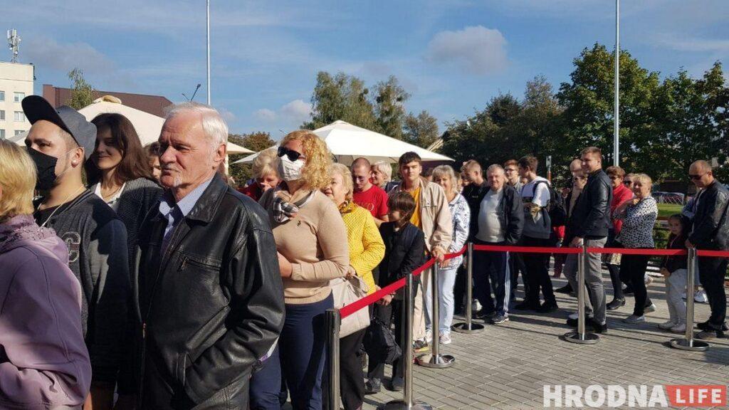 открытие МакДональдс в Гродно