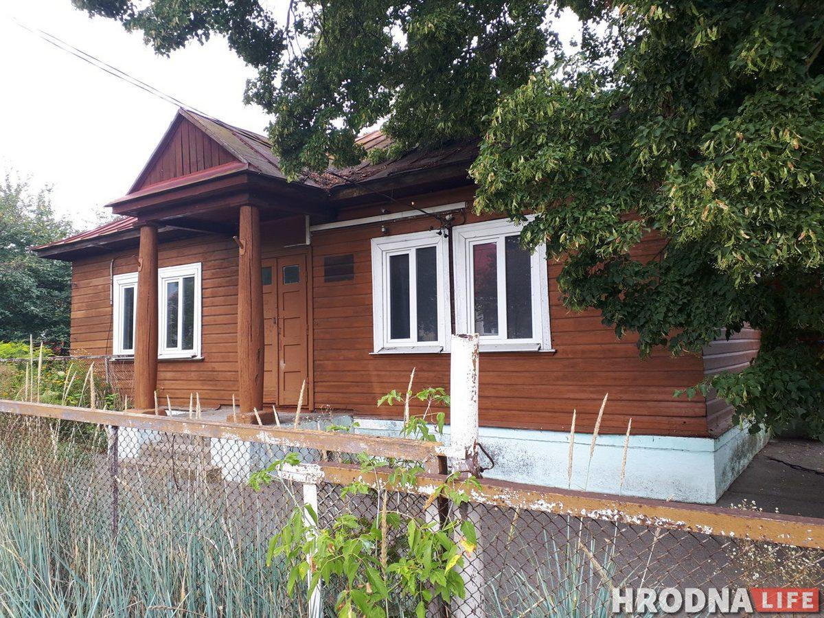 дом в котором жил Юзеф Вевюрский