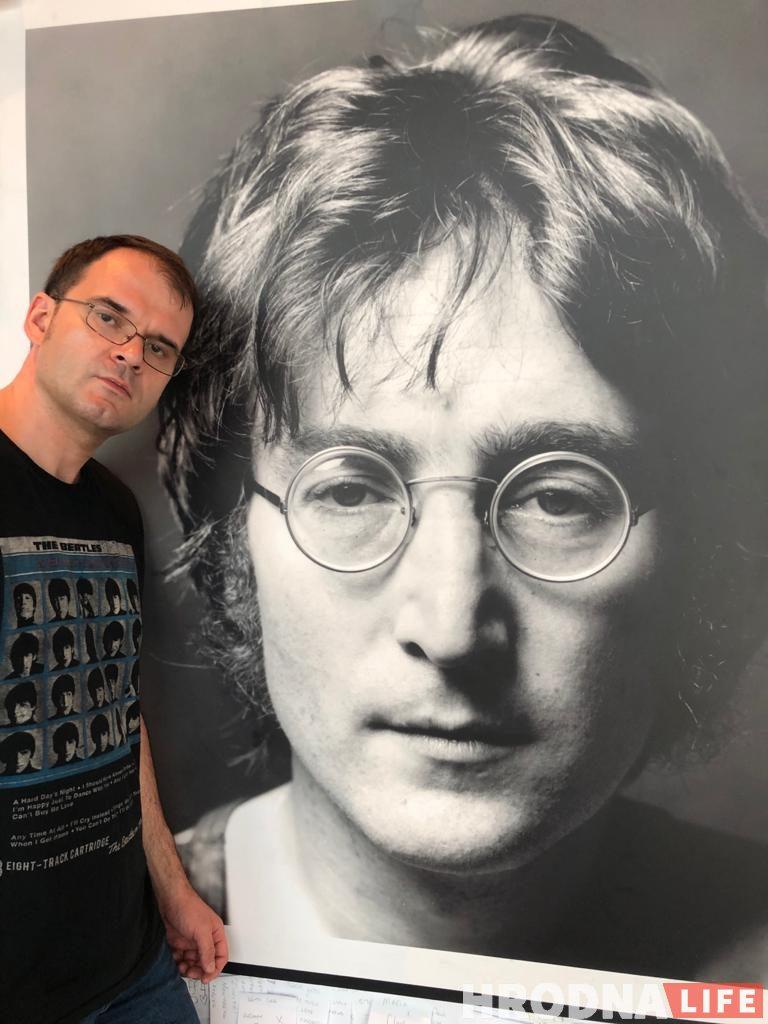 """Музей Ливерпуля. Выставка """"Двойная фантазия"""", посвященная Джону Леннону и Йоко Оно / Студия YES"""