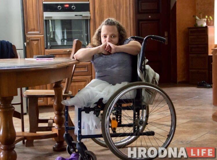 Анастасия Данильченко, несовершенный остеогенез