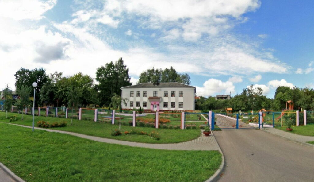 Детский сад №7 в Гродно. Фото: yandex.by/maps