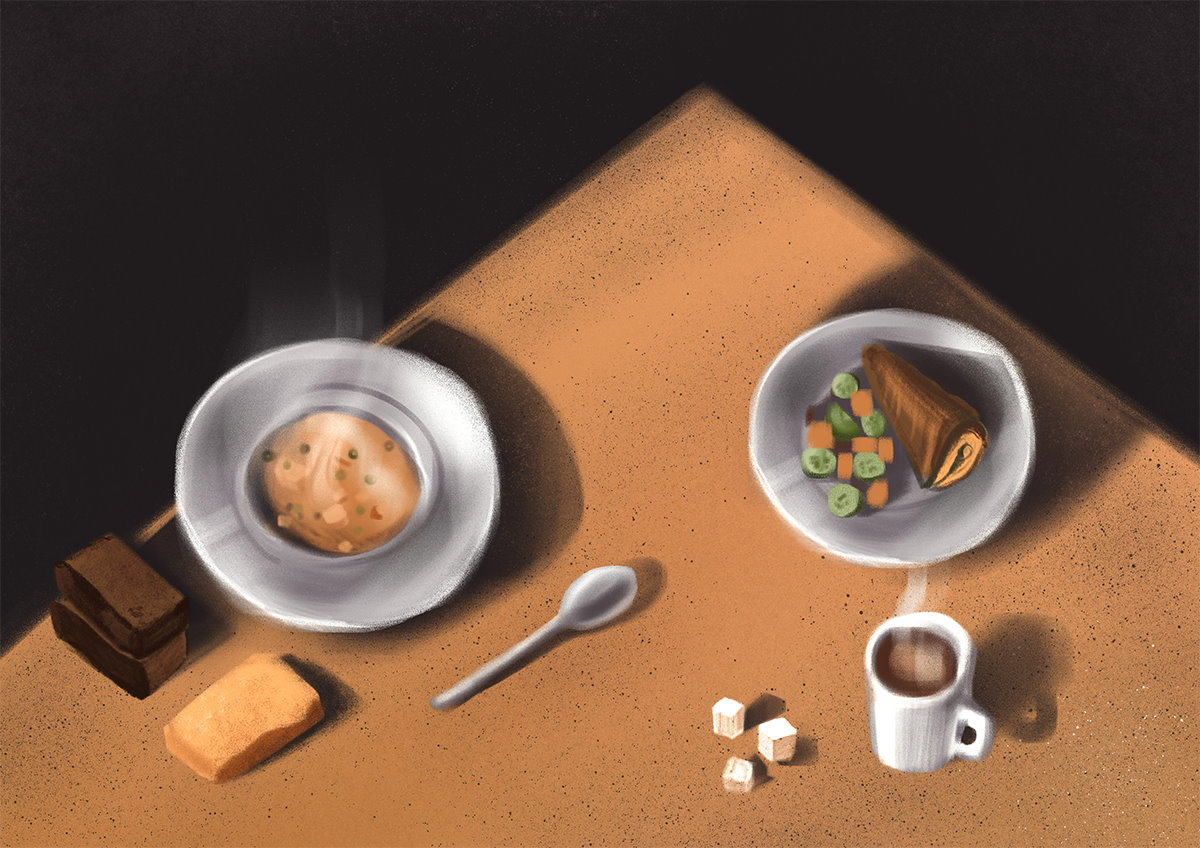 питание в ИВС, Гродно, кафе Шансон