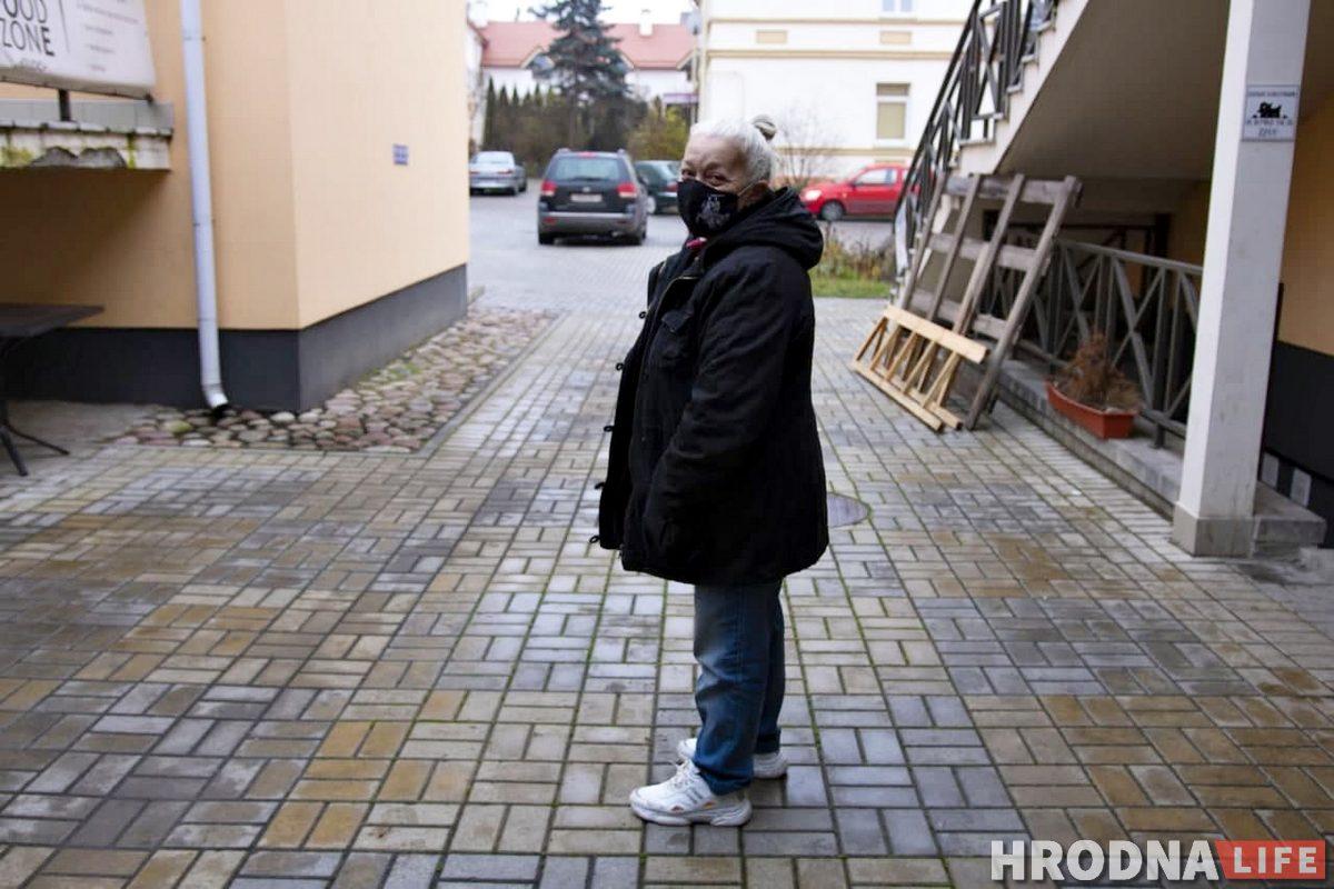 «Я ненавіджу хлусню». Гродзенка нагадала Лукашэнку, пад якім сцягам ён прымаў прысягу