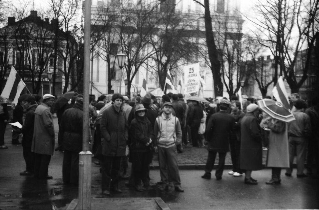Гродно – город свободных людей. Как протестовали гродненцы в разные годы