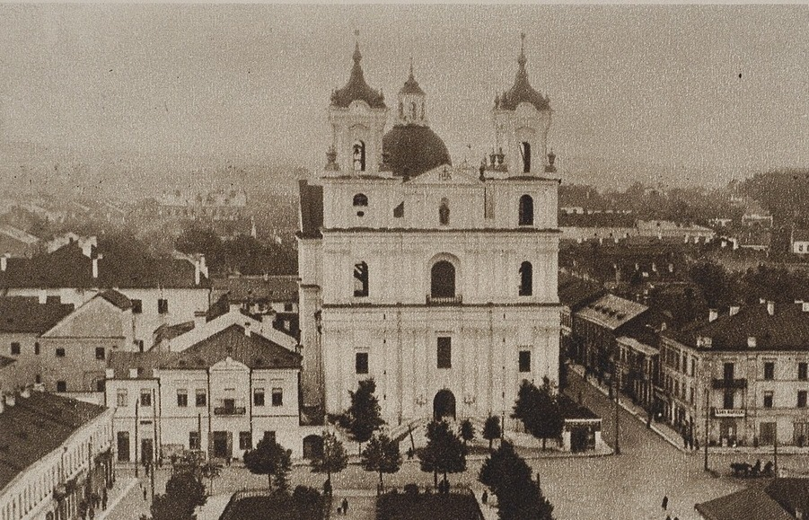 костел Франциска Ксаверия, иезуиты в Гродно