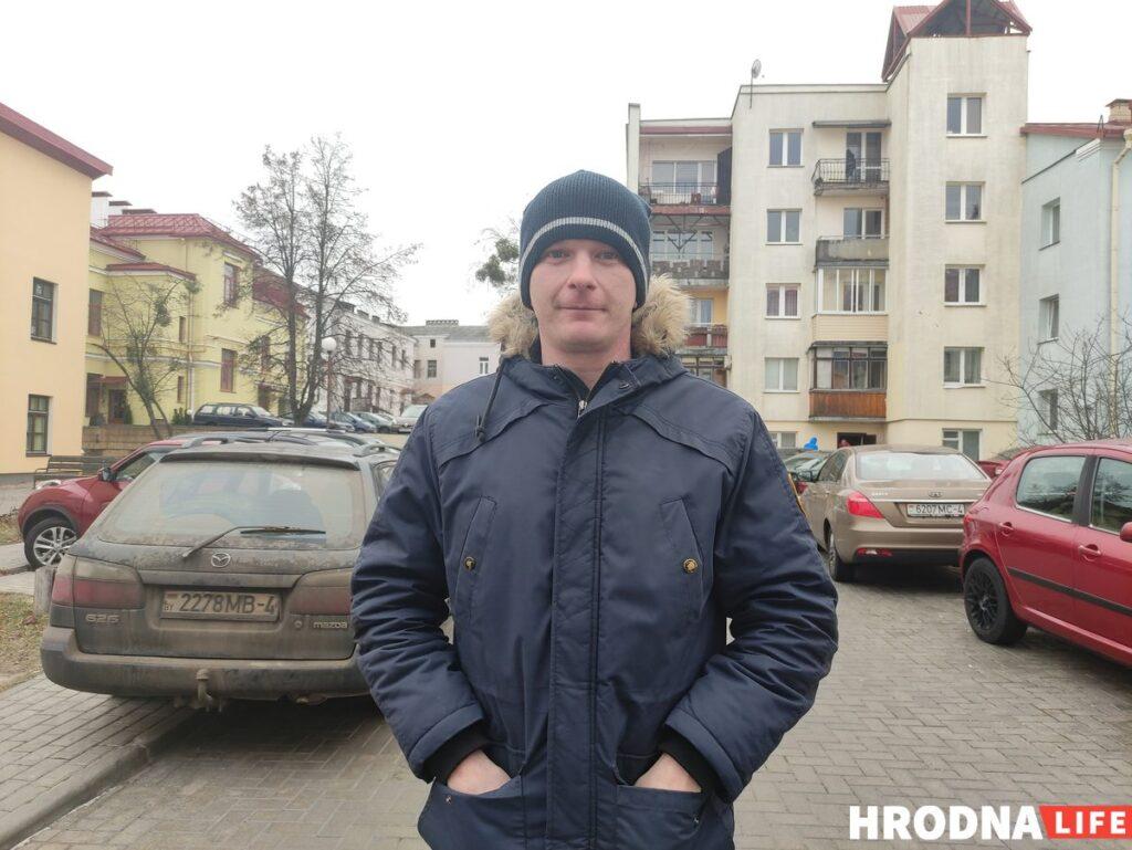 """Сотрудника """"Гродножилстрой"""" уволили во время протестов. Он попытался восстановиться на работе через суд"""