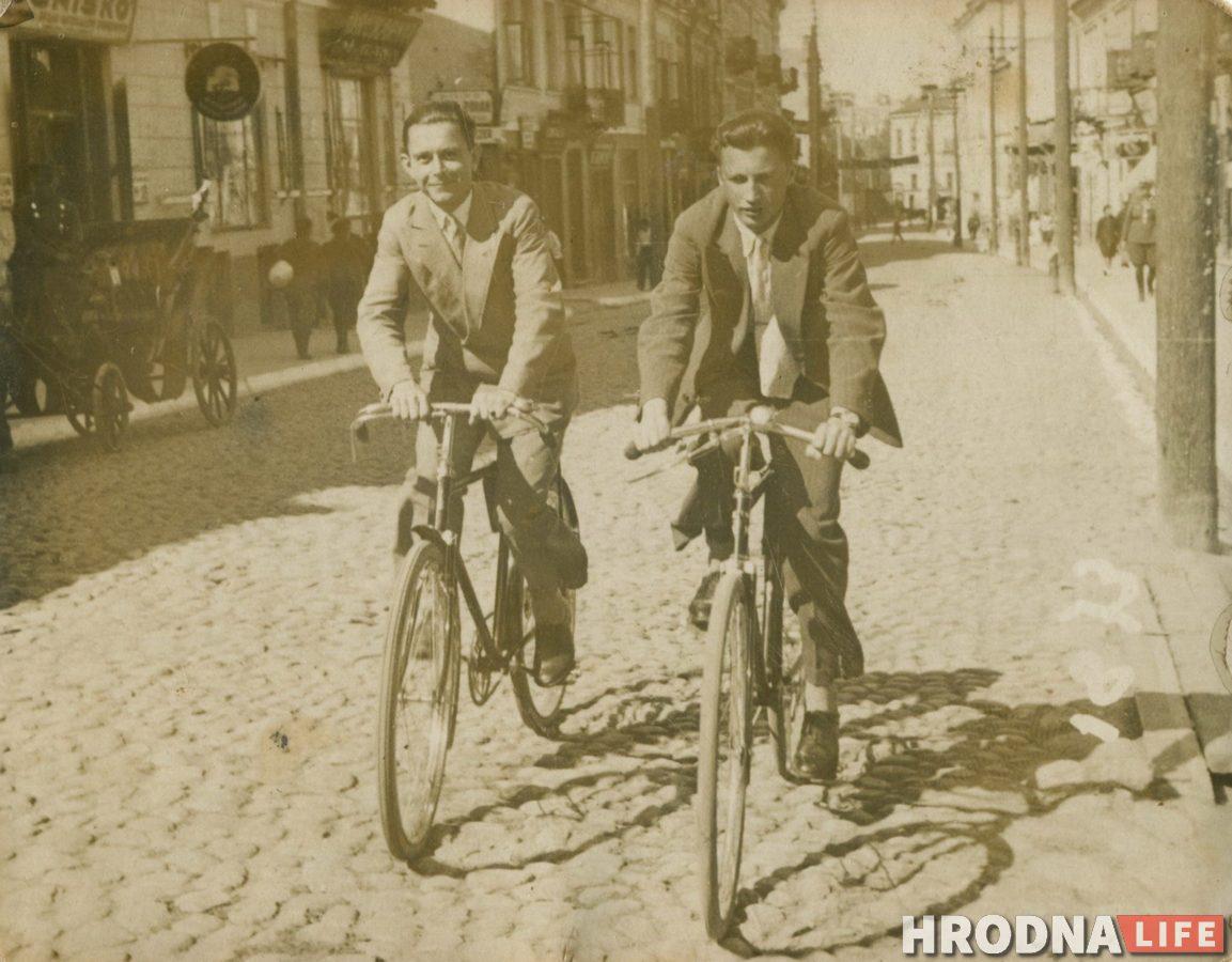 «Считаю его достоянием города». Теперь и в Гродно появился свой велосипед «Неман»