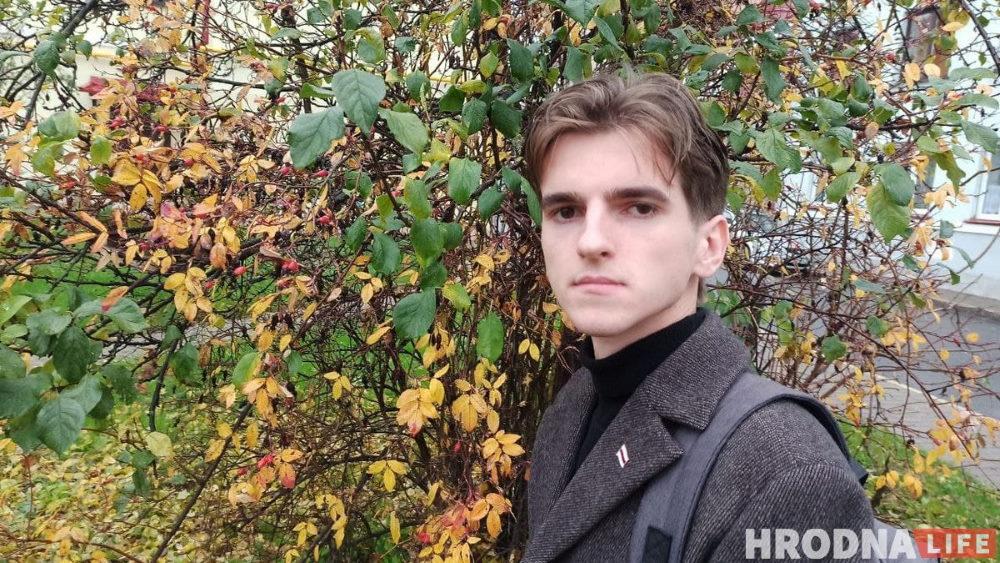 отчисление студентов Гродно репрессии программа Калиновского