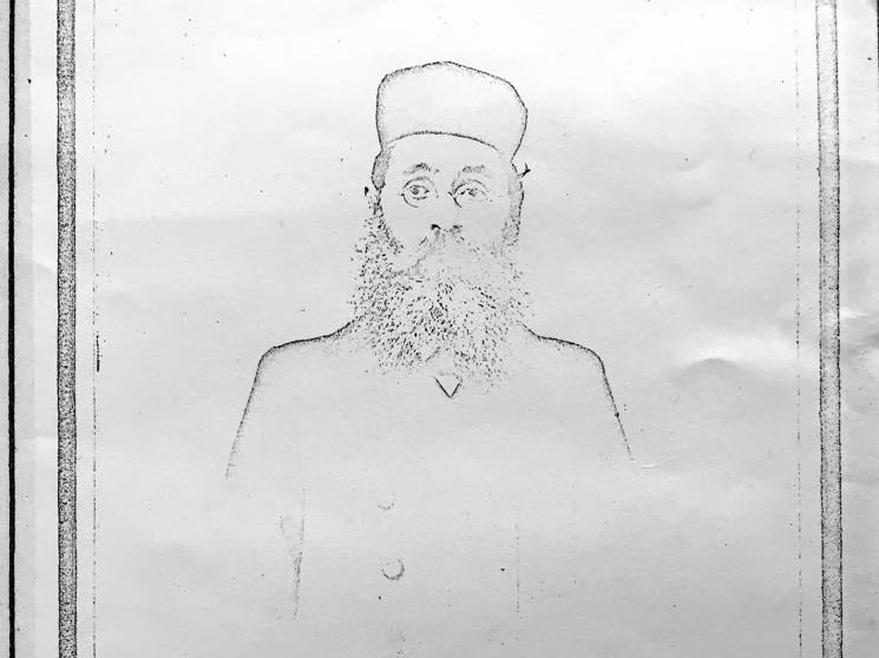 Мордехай Синай родился в 1850 году, жил в Гродно и эмигрировал в Аргентину в 1894 году. Он умер в Буэнос-Айресе в 1918 году. Фото: личный архив семьи Синай