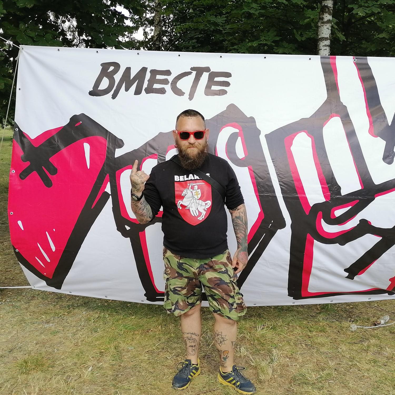 Александр Куванников. Фото из архива героя / уволенные из-за стачки