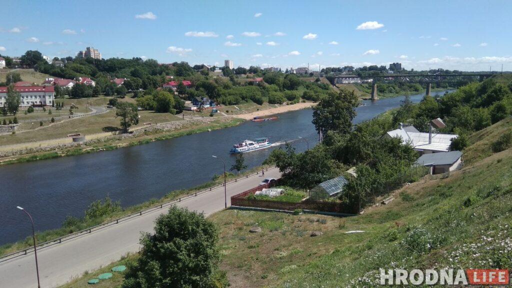 Вид на город со Старого моста. Фото: Ирина Новик