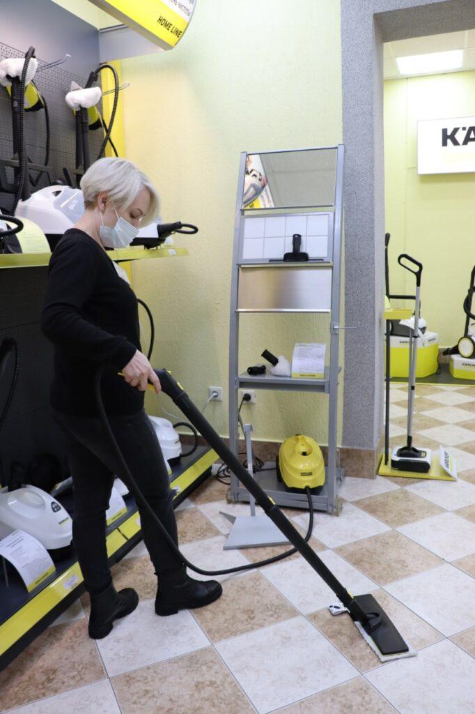 пароочиститель Karcher купить в Гродно