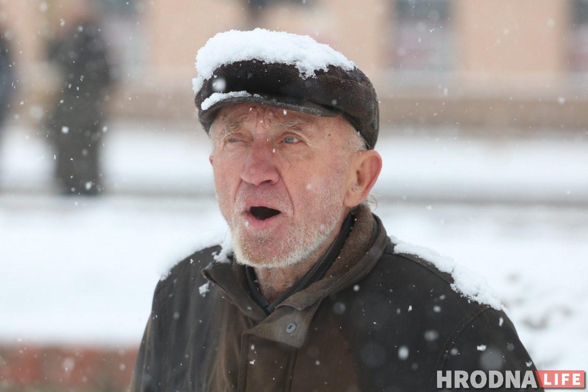 уличный музыкант Свистун Гродно