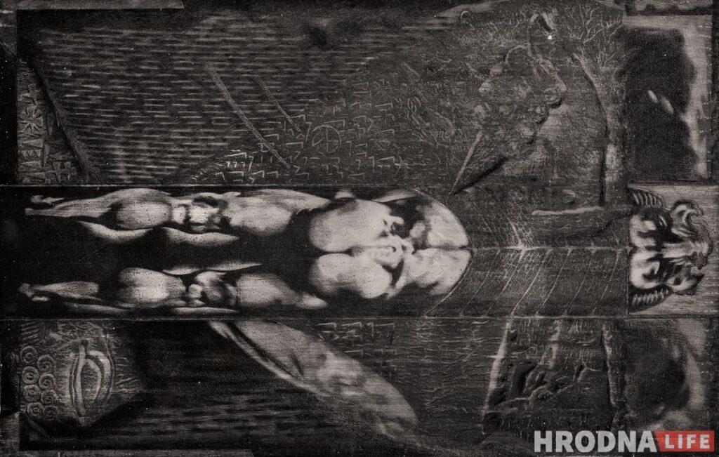 """""""Меня копируют, значит я чего-то стою"""". Выставка Юрия Яковенко """"Безвременье"""" открылась в Гродно"""