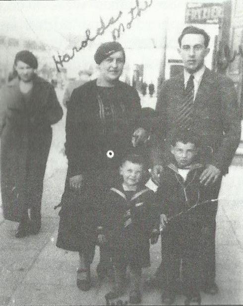 Харольд Гордон (Хиршел Гродзенский), последний узник гетто в Гродно