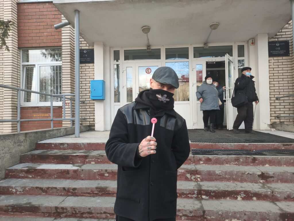 """Игорю Банцеру вынесли приговор: полтора года """"химии"""""""