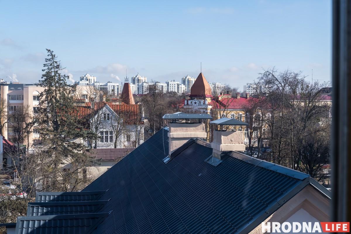 сталинка, квартира в центре Гродно