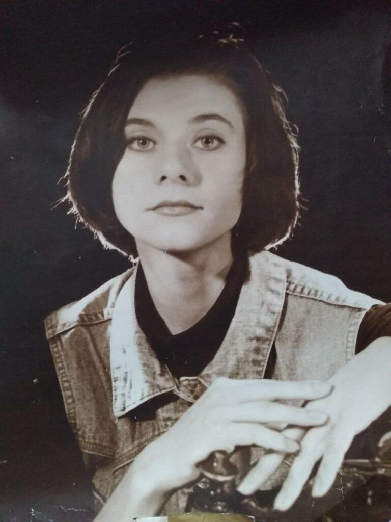 Оксана Пликус , 1998 год