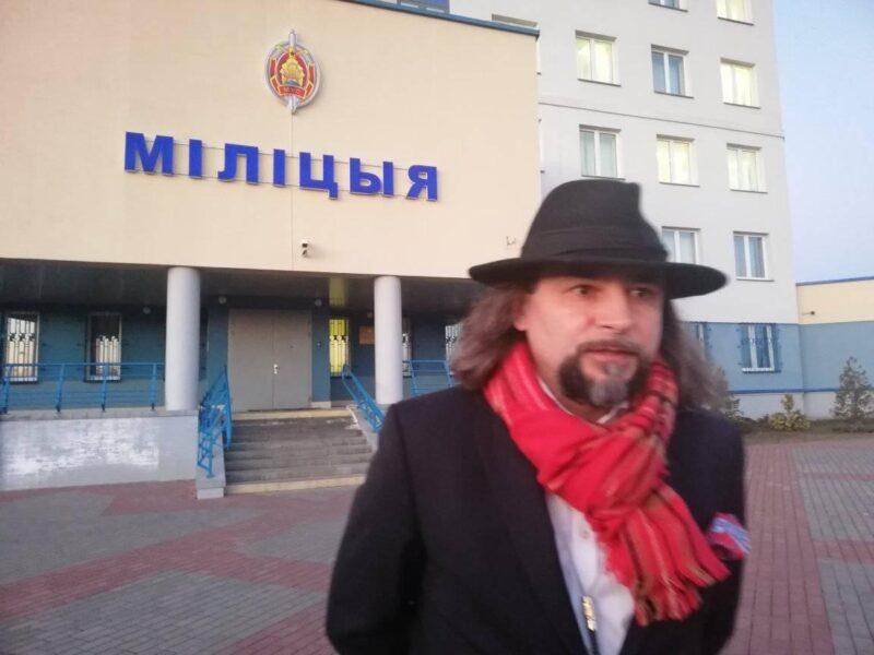 В Гродно задержали лидерку Союза поляков Анжелику Борис