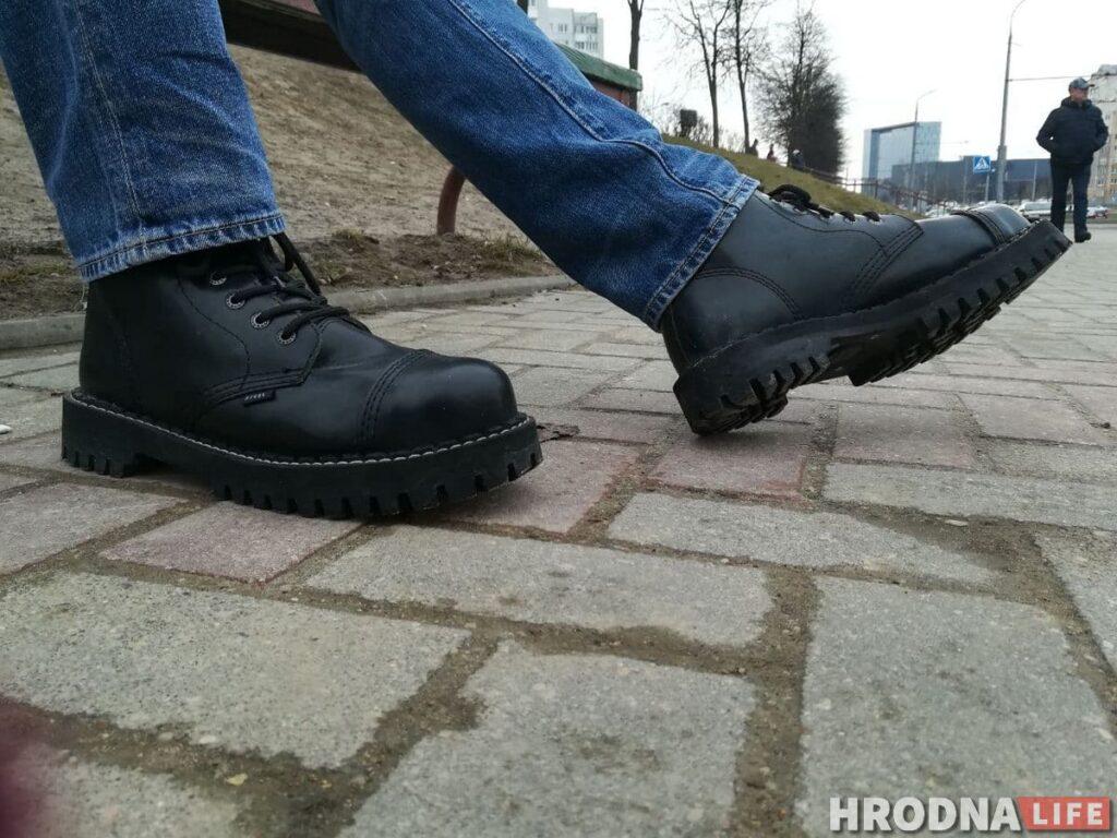 защитная одежда ботинки стилы