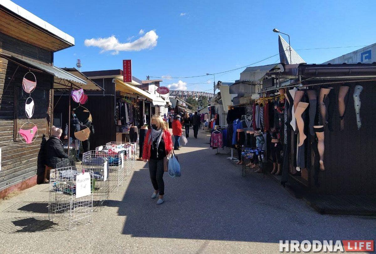 Кавалерийский рынок в Белостоке. Фото: Руслан Кулевич