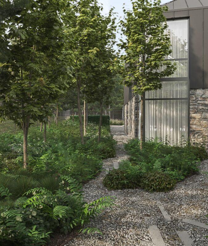 ландшафтный дизайн, студия Таполи Таполі, парк, Гродно