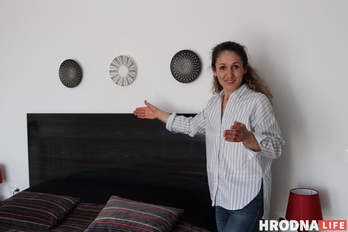 «Квартира как смотровая площадка». Арендодатель — о жилье на набережной в Гродно
