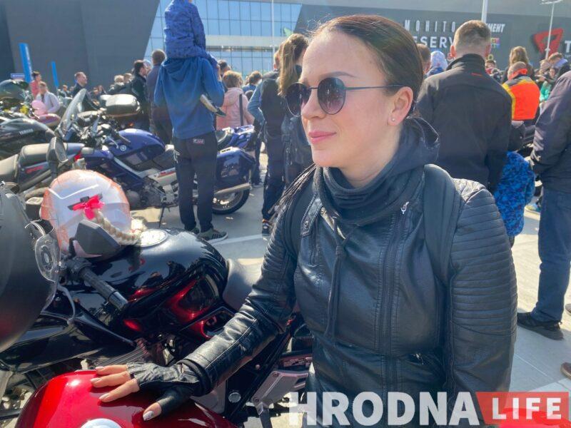 Мотосезон-2021 начали в Гродно пробегом по городу и открытием парковки