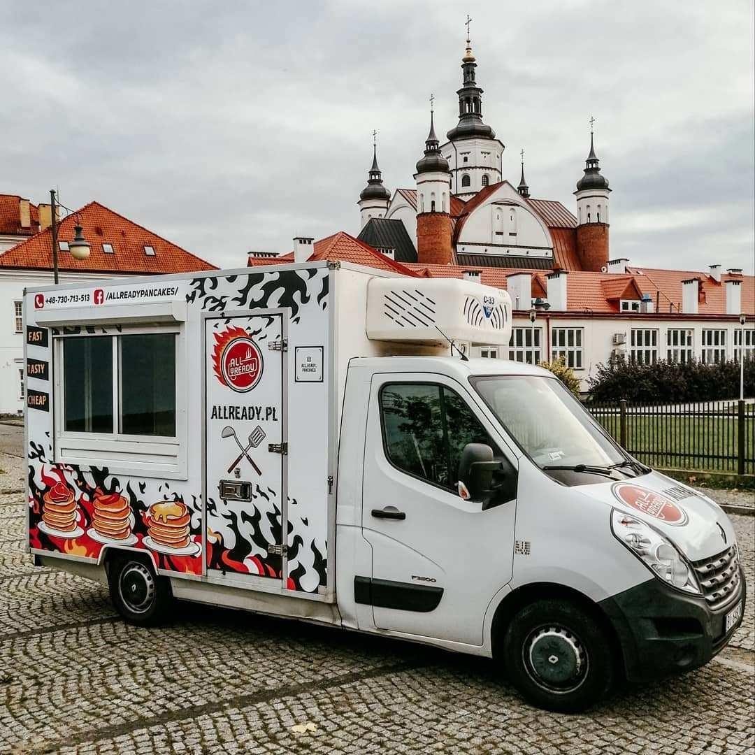 открыть бизнес в Польше, Белосток, фудтрак, кафе