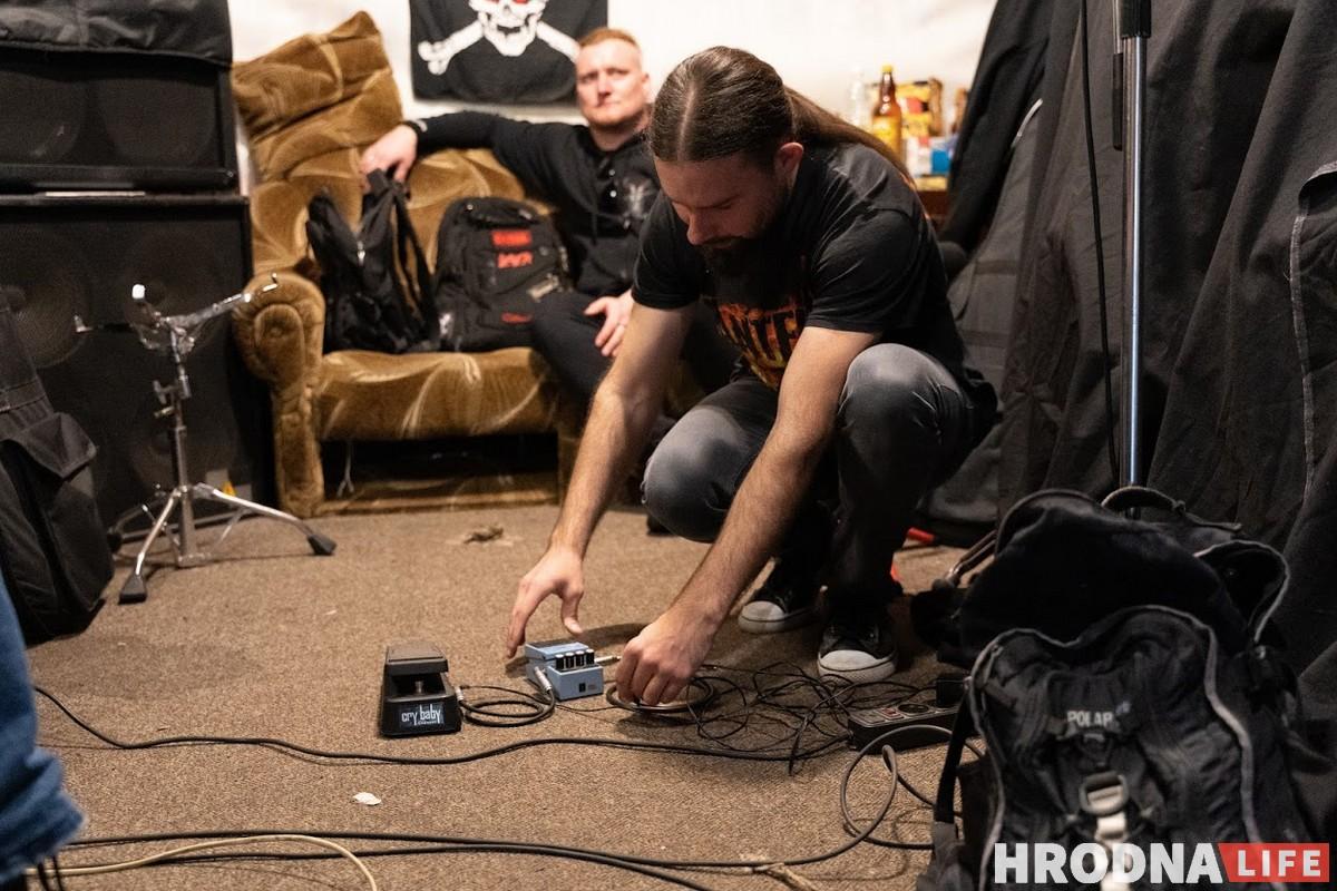Rammstein и котики. Два брата, два айтишника и  путеец сыграют в Гродно трибьют любимой группы