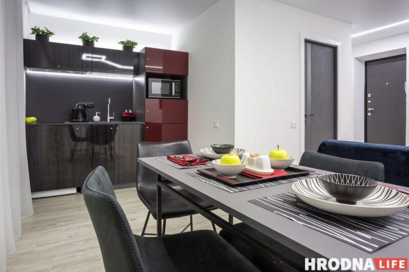 съемное жилье, квартира на сутки в Гродно, центр